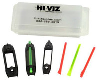"HIVIZ Sights BirdBuster Magnetic Front Shotgun Sight For 1/4""-3/8"" Ribs BB2005"