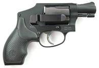 Techna-Clip Smith & Wesson J-Frame Belt Clip-Right Side-Black (JFRBR)