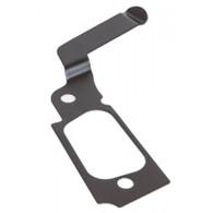 Techna-Clip 1911 Compact Models Belt Clip-Right Side-Black (DEFBR)