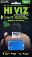 HIVIZ LITEWAVE CZ 75 Front Sight W/Interchangeable LitePipes CZLW01