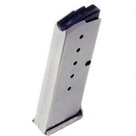 Kahr Arms PM/CM/MK Series Magazine 6 Round 9mm-Flush Base-Stainless (MK620)