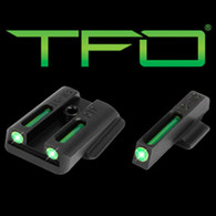 TruGlo Ruger LC9/LC9S/LC380 Tritium Fiber Optic (TFO) Night Sights (TG131RT2)