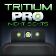 TruGlo Tritium PRO Springfield Armory XD Series Night Sight Set (TG231X1W)
