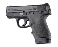 Hogue HANDALL S&W9 M&P Shield/Ruger LC9 Beavertail Grip Sleeve-Black (18400)