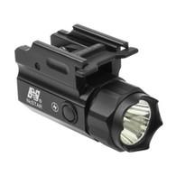 NcSTAR QR LED Flashlight 150 Lumens W/Strobe GEN III (AQPTF3)