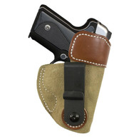 DeSantis Sof-Tuck Kimber Solo 9mm/Sig P938 Holster-Right Handed (106NAX3Z0)