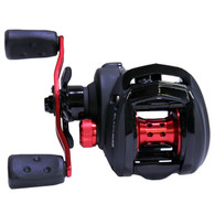 Abu Garcia Black Max Low Profile Baitcast Reel-Left Hand Retrieve (BMAX3-L)