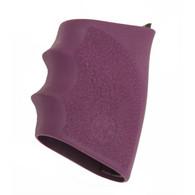 Hogue HANDALL S&W M&P 9mm/.40 S&W/.357 SIG Grip Sleeve- Purple (17406)