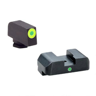 Ameriglo Glock Pro I-Dot Tritium Night Sight Set (GL-301)