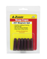 A-Zoom Snap Caps-.357 Magnum Precision Metal Snap Caps-Pack of 6 (16119)