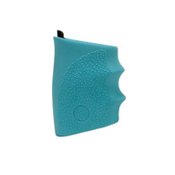 Hogue HANDALL Hybrid S&W M&P 9mm/.40 S&W/.357 SIG Grip Sleeve-Aqua (17404)