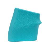Hogue HANDALL JR Small Grip Sleeve For Pocket/Compact Pistols-Aqua (18004)
