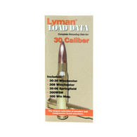 Lyman Load Data Book 30 Caliber Reloading Data (9780014)
