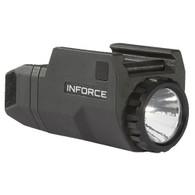 InForce APLC Compact LED Light For Glock Pistols-200 Lumens-Black (ACG-05-1)