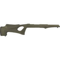 Hogue 10/22 Overmolded Stock Tactical Thumbhole, .920 Barrel Channel, Olive Drab Green-22270