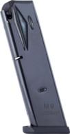Mec-Gar Beretta 92FS/M9 Magazine 15 Round 9mm Mag-Blue (MGPB9215B)