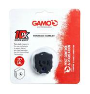 Gamo 10x Quick Shot Rotary Magazine .177 Cal 10 Shots (621258554)