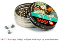 Gamo Hunter Pellets Round Tip .177 Cal 4.5mm Tin of 250 (632082454)