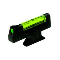 """HIVIZ Classic Front Sight For S&W Revolvers-.250"""" Height-Green (SW3001-G)"""