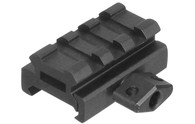 Leapers UTG New Gen 3 Slot Low Profile Compact Riser Mount (MNT-RS05S3)