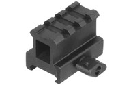 Leapers UTG New Gen 3 Slot High Profile Compact Riser Mount (MNT-RS10S3)
