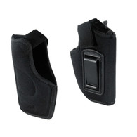 Leapers UTG Concealed Belt Holster-Right Hand-Black (PVC-H388B)