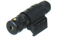 Leapers UTG Tactical W/E Adjustable Red Laser W/Rings (SCP-LS268)