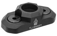 Leapers UTG PRO M-LOK Standard QD Sling Swivel Adaptor-Black (TLUSW001)