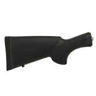 "Hogue Remington 870 Overmolded Shotgun Stock-12"" LOP-Black (08730)"