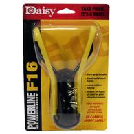 "Daisy Powerline F16 Slingshot 7"" (988116-442)"