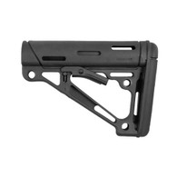 Hogue AR15 Overmold Collapsable Buttstock Commerical Black-15050