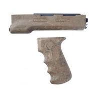 Hogue AK-47 Rubber Grip Yugo Style w/Forend, Ghillie Earth-74918
