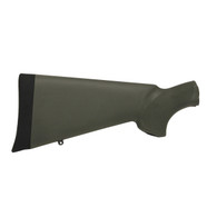 Hogue Mossberg 500 Overmolded Stock Olive Drab Green-05210