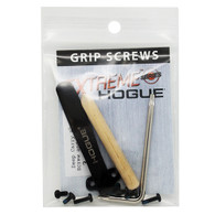 Hogue Deep Carry Clip and Torx Screw Kit Black-34080