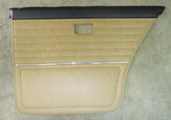 BMW E12 528i 530i Rear Door Panel