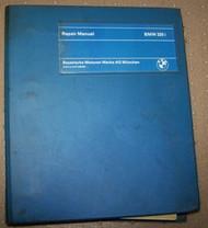 BMW 320i Factory Repair Manual