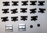 BMW 2002 Rocker Panel Trim Fastener Kit