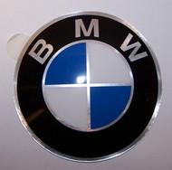 BMW 82 mm Hubcap Badge Emblem Sticker 2002 530i 3.0S