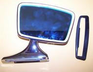 BMW 2002 3.0cs Trapezoidal Door Mirror