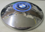 BMW 1502 1600 1602 Chrome Hubcap