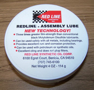 Redline Assembly Lube (4 oz) for all moving parts