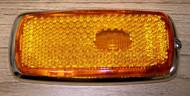 BMW 2002 3.0cs Amber Front Side Marker Lens