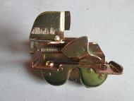 BMW 2002 Trunk Lock Mechanism