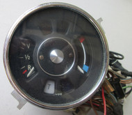 BMW E9 3.0cs Instrument Cluster Fuel & Temperature Gauge