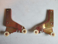 BMW 2002 Bracket Set for Front Window Guide NK