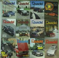 BMW Roundel Magazine Set 2006