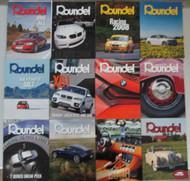 BMW Roundel Magazine Set 2008