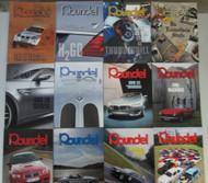 BMW Roundel Magazine Set 2007
