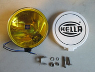 HELLA 500 Series Amber Driving Lamp (single)