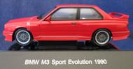 BMW M3 Sport Evolution Model 1:43 AUTOart 1990